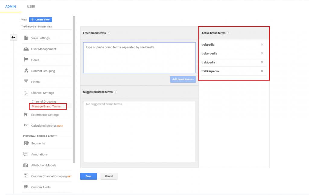 Create Channel Grouping in Google Analytics to Segment Data