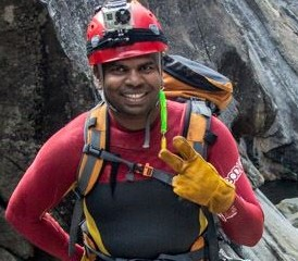Gokul, founder, Bangalore adventure school