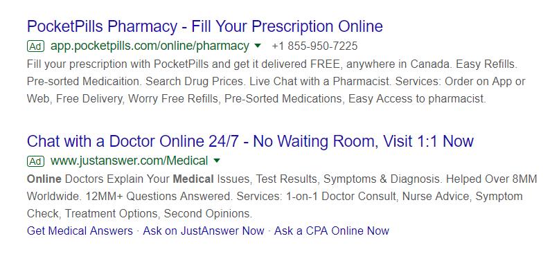 Ad Copies Around Pain Points